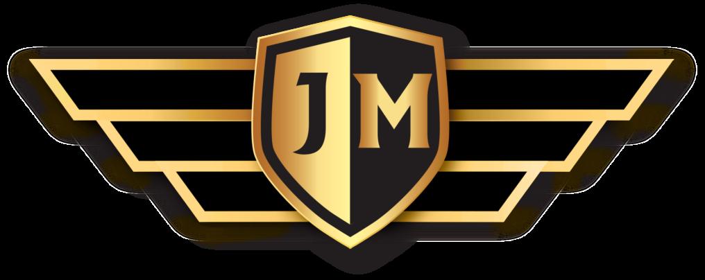 JM Logo Bronze